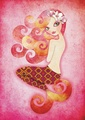 pink - the-little-mermaid photo