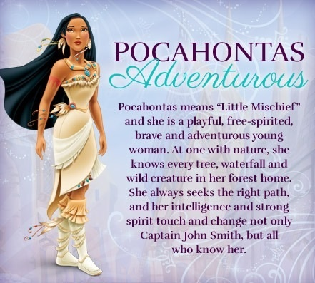Disney-Prinzessin Hintergrund possibly with a portrait titled Walt Disney Bilder - Pocahontas