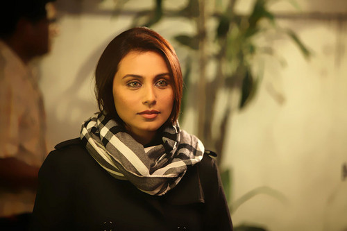 Rani Mukherjee wallpaper possibly with a hood titled rani