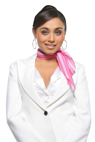 rani mukherjee wallpaper possibly containing a well dressed person titled rm