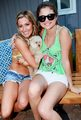 sel and ash - disney-channel-star-singers photo