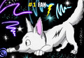 this pic is my bolt fan pic dont take - disneys-bolt fan art