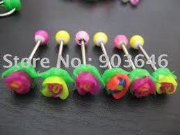 tongue rings