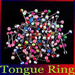 tongue rings - piercings icon