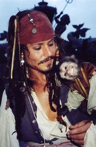 we named the monkey jack