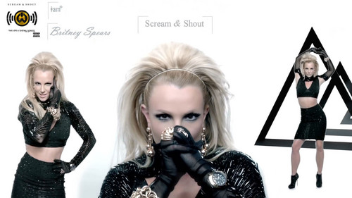 will.i.am Scream And Shout (Featuring Britney Spears)