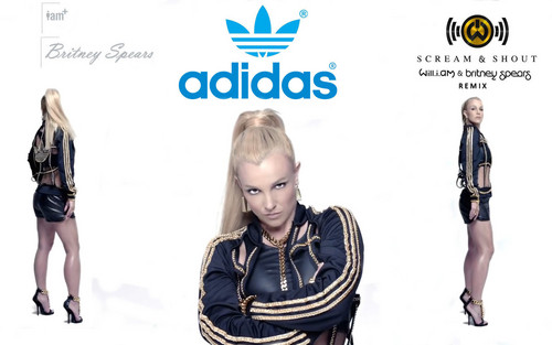 will.i.am Scream And Shout Remix (Feat Britney Spears) Adidas