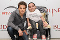 with Brasil fans - paul-wesley-and-torrey-devitto photo