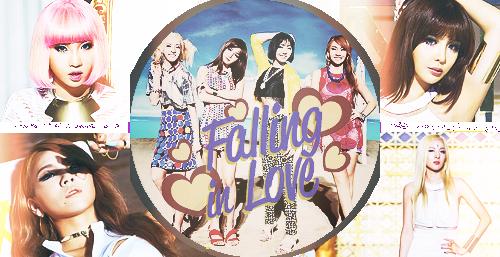 ♥ 2NE1 ~ Falling in upendo edits ♥