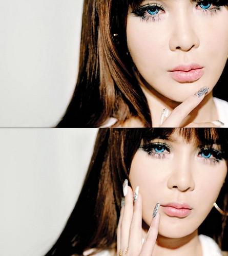 ♥ 2NE1 ~ Falling in tình yêu edits ♥
