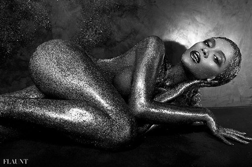 Beyoncé によって Tony Duran For Flaunt Magazine July 2013