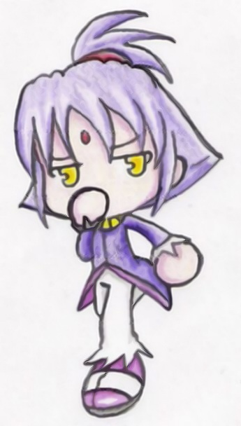 Sonic Chibis Images Chibi Human Blaze Wallpaper And