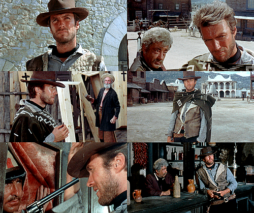 Clint Eastwood wolpeyper entitled ★ Clint ☆