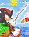 .:Happy Summer!:. - shadow-the-hedgehog photo