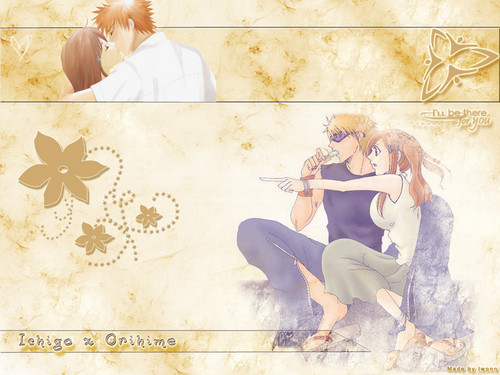 ~Ichigo x Orihime♥