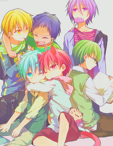 Kuroko no Basuke wallpaper possibly with anime called ✰Kuroko no Basket✰
