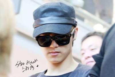 Kang Min Hyuk 壁纸 probably containing sunglasses titled ♦ Minhyuk ♦