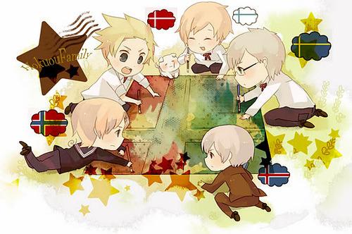 ~Nordic Family~