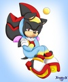 .:Shadow Chao:. - shadow-the-hedgehog photo