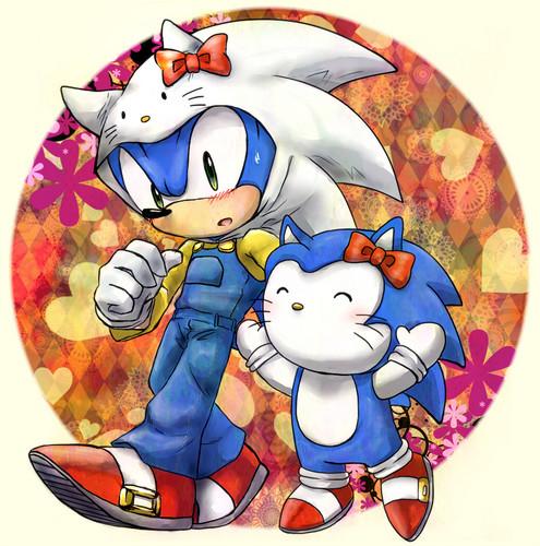 :.: Sonic & HK c: :.: