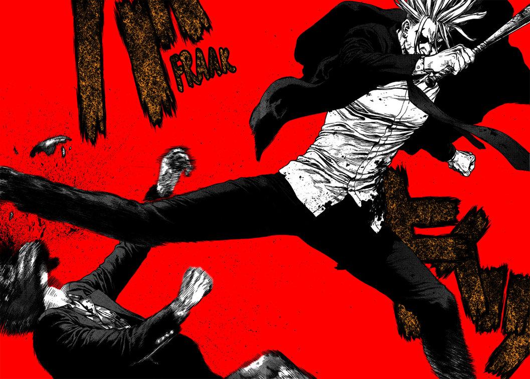 Sun Ken Rock - Manga Fan Art (34967619) - Fanpop: fanpop.com/clubs/manga/images/34967619/title/ken-fanart