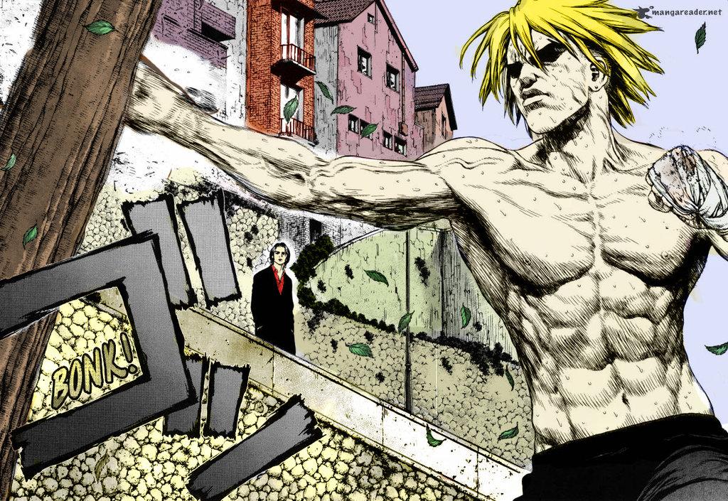 Sun Ken Rock Manga Foto 34967739 Fanpop