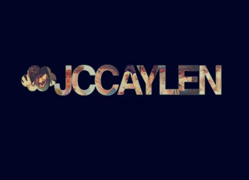 jc caylen fondo de pantalla called ☁