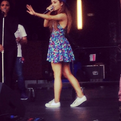 05.July - Performing at Mix 93.3's Red White & Boom Concert in Kansas City, Missouri