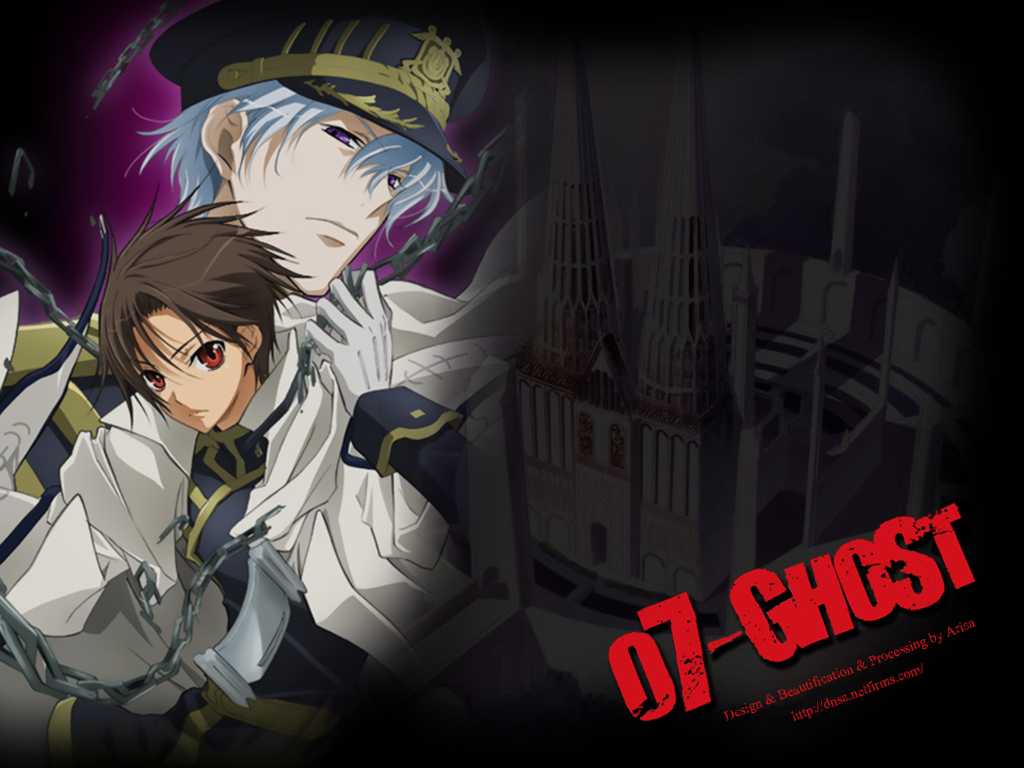 Ghost Anime Images  Ghost Hd Wallpaper And Background Photos