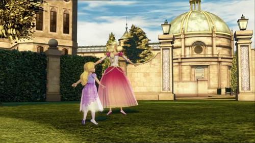 12DP: Dancing in the garden