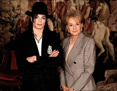 1997 Interview With Journalist, Barbara Walters