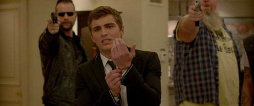 Dave Franco fond d'écran containing a business suit entitled 21 Jump rue (2012)