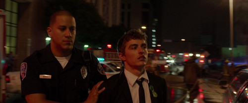 Dave Franco 壁紙 with a business suit titled 21 Jump 通り, ストリート (2012)