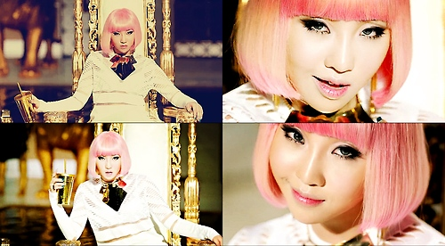 2NE1 - Falling In 사랑 MV ~♥