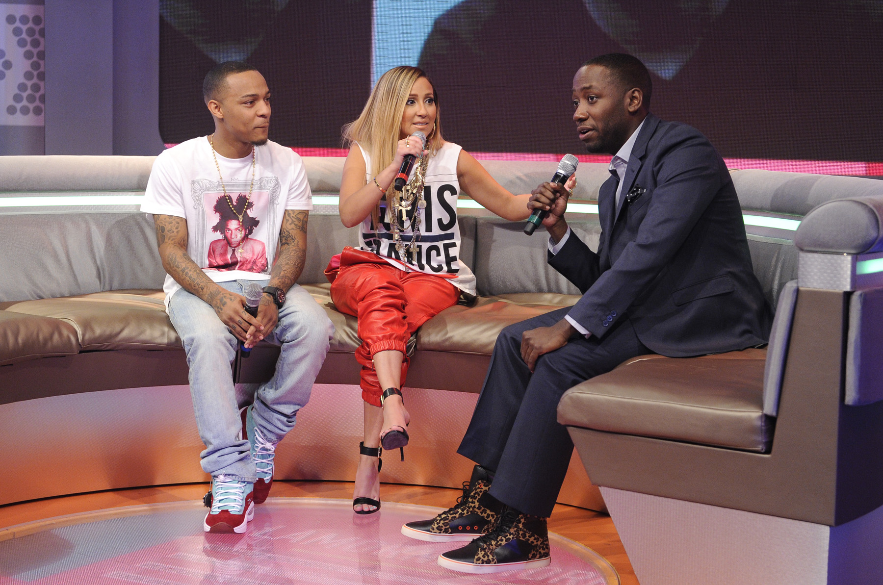 106 and park host dating In 2004, there were rumors that jay z had fathered a love child with free, the popular co-host of bet show 106 & park both sides vehemently denied a hookup earlier this year, rapper liv told radar online that jay z hit on her in 2008 when he was with beyonce nothing more happened than that, and jay.