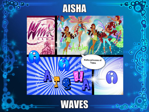 Aisha's Powers