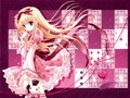 Alice in Wonderland Wallpaper - anime-girls wallpaper