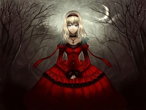 Alice in Wonderland वॉलपेपर