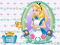 Alice in Wonderland Wallpaper - disney wallpaper
