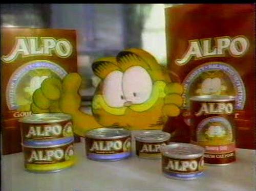 Alpo cat food