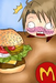 America!Mc Donalds!^^ - hetalia icon