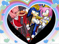 Amy Rose: A Divided Lover - sonic-the-hedgehog fan art