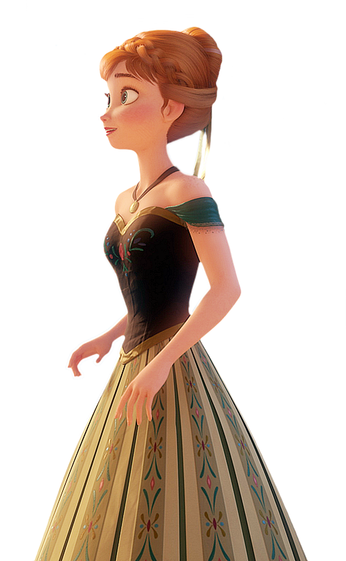 Anna - Frozen Photo (34983331) - Fanpop