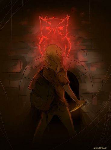 Annabeth and the Mark of Athena