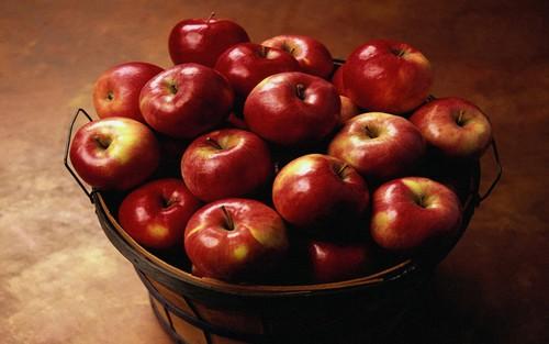 maçã, apple