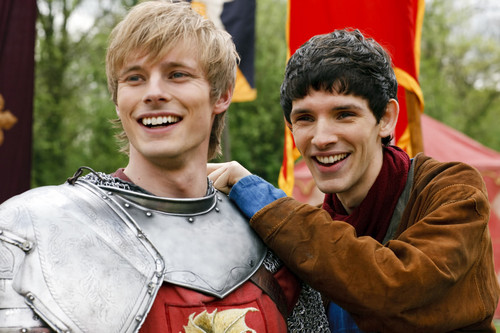 Merthur and Queerbaiting - Merlin on BBC - Fanpop