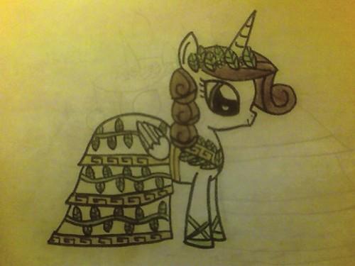 Athena As A ngựa con, ngựa, pony