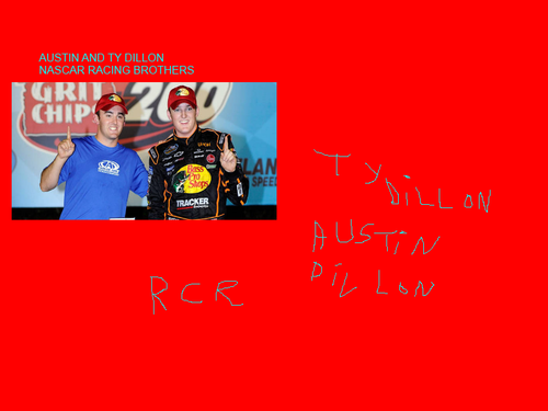 Austin and Ty Dillon