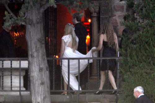 Avril and Chads Wedding - July 01