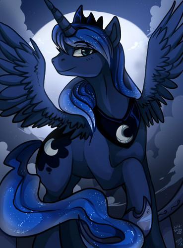 Awesome Luna pcis